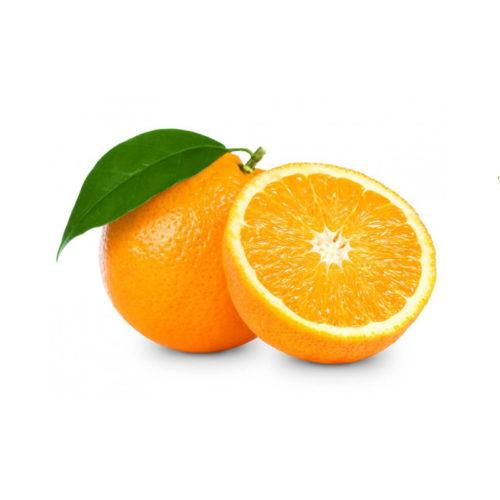 Orange Feuille – X3